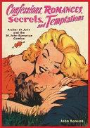 Confessions  Romances  Secrets  and Temptations