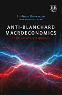Anti-Blanchard Macroeconomics