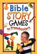 Bible Story Games for Preschoolers