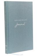 NET  Love God Greatly Journal  Cloth Over Board  Comfort Print