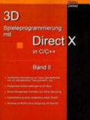 3D-Spieleprogrammierung mit DirectX in C, C+