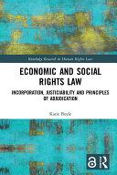Economic and Social Rights Law [Pdf/ePub] eBook