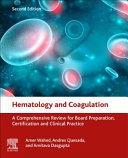Hematology and Coagulation Book