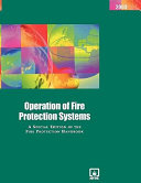 Pdf Operation of Fire Protection Systems