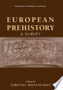 European Prehistory PDF