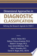 Dimensional Approaches in Diagnostic Classification