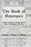 Pdf Book Of Governors Telecharger