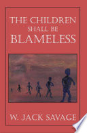 Free The Children Shall Be Blameless Book