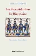 Pdf Les thermidoriens - Le Directoire Telecharger