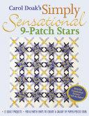 Carol Doak s Simply Sensational 9 Patch
