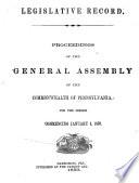 Legislative Record Book PDF