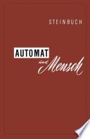 Automat und Mensch