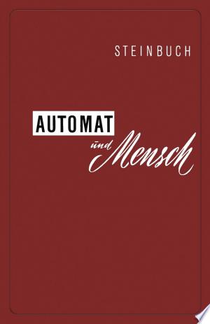Free Download Automat und Mensch PDF - Writers Club