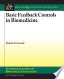 Basic Feedback Controls in Biomedicine