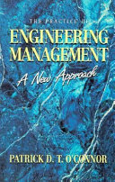 The Practice of Engineering Management