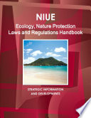 Niue Ecology  Nature Protection Laws and Regulations Handbook