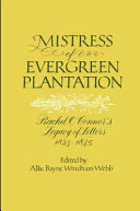 Mistress of Evergreen Plantation