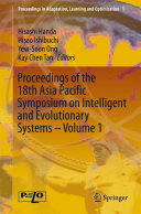 Proceedings of the 18th Asia Pacific Symposium on Intelligent and Evolutionary Systems