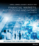 Cover of Financial Markets, Institutions and Money 4E Hybrid