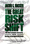 The Great Risk Shift [Pdf/ePub] eBook