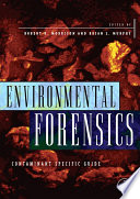 Book Cover: Environmental Forensics: Contaminant Specific Guide