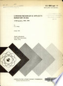 Sintering Mechanism as Applied to Refractory Oxides