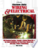 Custom Auto Wiring And Electrical