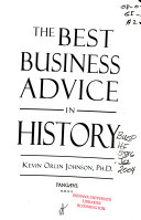 The Best Business Advice in History