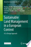 Sustainable Land Management in a European Context