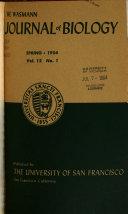 The Wasmann Journal of Biology
