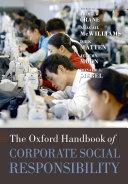 The Oxford Handbook of Corporate Social Responsibility [Pdf/ePub] eBook
