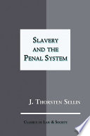 Slavery and the Penal System