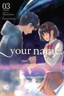 your name   Vol  3  manga