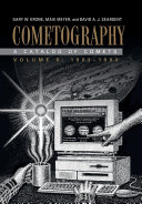 Cometography  Volume 6  1983   1993