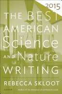The Best American Science and Nature Writing 2015 [Pdf/ePub] eBook