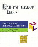 UML for Database Design