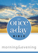 NIV  Once A Day  Morning and Evening Bible  eBook