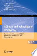 Robotics and Rehabilitation Intelligence Book
