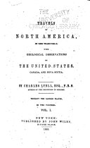 Travels in North America  in the Years 1841 2