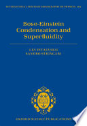 Bose Einstein Condensation And Superfluidity Book PDF