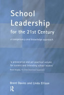 School Leadership for the 21st Century