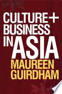 Culture And Business In Asia Book PDF