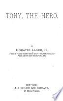 Tony  the Hero Book PDF