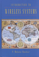 Introduction To Wireless Systems Book PDF
