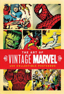 The Art of Vintage Marvel
