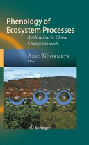 Pdf Phenology of Ecosystem Processes Telecharger