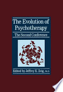 The Evolution Of Psychotherapy The Second Conference