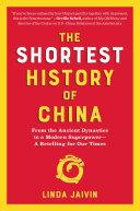 Pdf The Shortest History of China