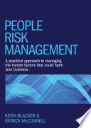 People Risk Management