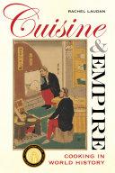Cuisine and Empire Pdf/ePub eBook